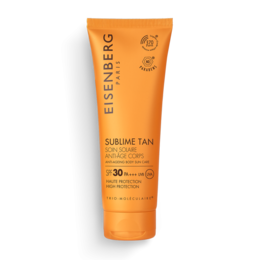Soin Solaire Anti-Âge Corps SPF 30