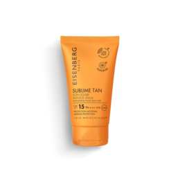 Soin Solaire Anti-Âge Visage SPF 15